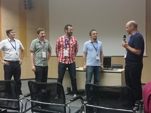 Quanopt team wins Data Visualization Challenge